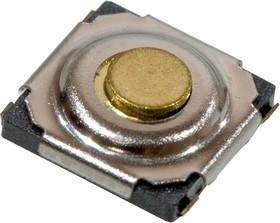 IT-1187U-160GM-G, кнопка тактовая 5.2х5.2 SMD h=1.5мм