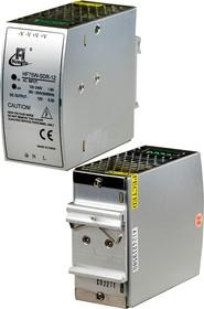 HF75W-SDR-12, Источник питания на DIN рейку 12B, 75Вт 45х101.2х90.2