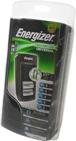 Energizer Universal Charger CLAM 629875/632959 BL1, Зарядное устройство