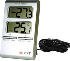 02100(02103), Термометр цифровой дом/улица