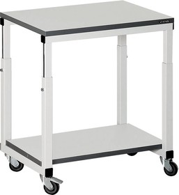 ПС-07 ESD, Стол подкатной антистатический 710х515мм
