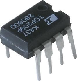 TOP209PN, ШИМ-контроллер Off-line PWM switch, 0-4Вт [DIP-8]