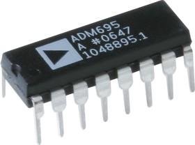 ADM695ANZ, Супервизор Ind DIP16