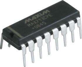 Фото 1/3 MAX713CPE+, Контроллер заряда батареи [DIP-16]