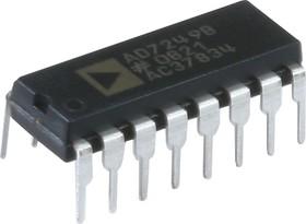 AD7249BNZ, Двухканальный ЦАП 12-Бит с последовательным интерфейсом [DIP16]