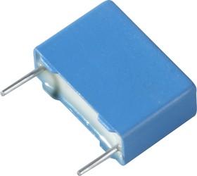 К73-17 имп, 0.1 мкФ, 630 В, 5%, MKP BOXED, B32652A6104J000, Конденсатор металлоплёночный
