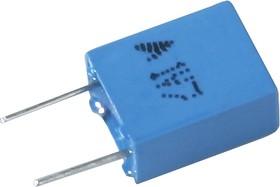 К73-17 имп, 1 мкФ, 63 В, 10%, POLYESTER BOXED, B32529C0105K000, Конденсатор металлоплёночный