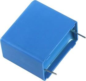 К73-17 имп, 1.5 мкФ, 630 В, 5%, MKP BOXED, B32654A6155J000,  Конденсатор металлоплёночный
