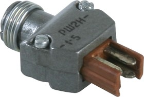 Фото 1/2 РШ2Н-1-5, Вилка кабельная (ответная часть РГ1Н-1-1)