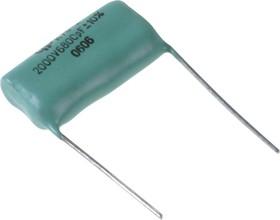 К78-2, 6800 пФ, 2000 В, 10%, Конденсатор металлоплёночный