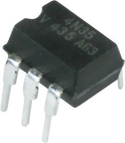 H11G1M, Оптопара высоковольтная с транзисторным выходом (составной транзистор) [DIP-6]
