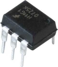 Фото 1/3 4N28, Оптопара с транзисторным выходом [DIP-6]