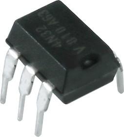 Фото 1/3 4N35, Оптопара с транзисторным выходом (=АОТ128А-Д), [DIP-6]