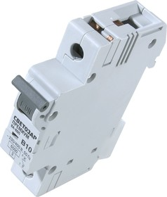 Фото 1/2 SV-49011-50-B, Автоматический выключатель 1-полюсной 50А, 230/400В