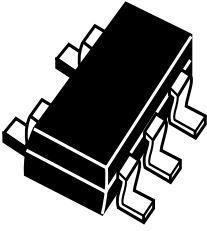Фото 1/2 TS331ILT, Comparator Single R-R I/P ±2.5V/5V 5-Pin SOT-23 T/R