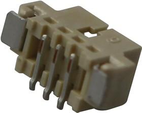 10114828-10103LF, Разъем типа провод-плата, 1.25 мм, 3 контакт(-ов), Штыревой Разъем, Серия 10114828