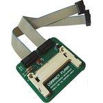 MIKROE-76, Compact Flash Board, Дочерняя плата с Compact ...