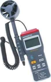 MS6250, Измеритель скорости воздушного потока, анемометр