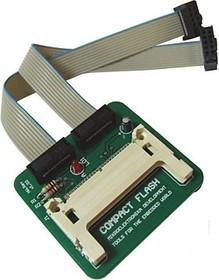MIKROE-76, Compact Flash Board, Дочерняя плата с Compact Flash интерфейсом