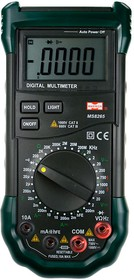 MS8265, Мультиметр цифровой