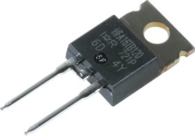 Фото 1/2 VS-HFA16TB120-N3 (VS-HFA16TB120PBF), Ультрабыстрый диод 16А 1200В [TO-220AC]