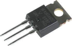 Фото 1/2 VS-HFA16TA60C-N3 (VS-HFA16TA60CPBF), 2 Ультрабыстрых диода 2x8А 600В [TO-220AB]