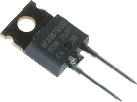 VS-HFA08TB120-N3 (VS-HFA08TB120PBF), Ультрабыстрый диод 8А 1200В [TO-220AC]