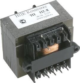 Фото 1/2 ТП112-8 (ТП132-8), Трансформатор, 12.5В, 0.51А; 4.75В, 0.15А