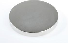 D 94х11, N35H, Магнит диск до 63.46 кг (покрытие Ni)