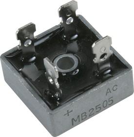 KBPC25005 (MB2505), Диодный мост 25А 50В [KBPC]