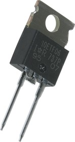 VS-10ETF06PBF (10ETF06-M3), Диод 10А 600В 80нс [ТО-220AC]