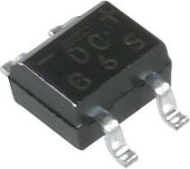 B6S, Диодный мост 0.5А 600В [DB-1MS]