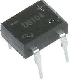 DB105, Диодный мост 1A 600В [DB-1]