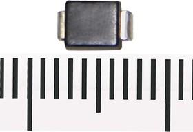 Фото 1/2 SMBJ5.0CA, Защитный диод двунаправленный, 600Вт, 5В, [SMB / DO-214AA]