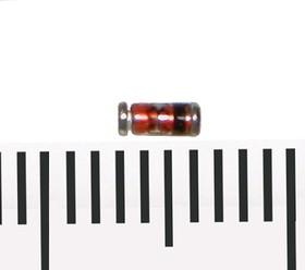 Фото 1/3 BAS32L.115, Диод высокоскоростной 0.2А 75В 4нс [SOD-80C]