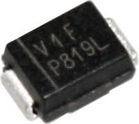 Фото 1/4 VS-10BQ040-M3/5BT, Diode Schottky 40V 1A 2-Pin SMB T/R