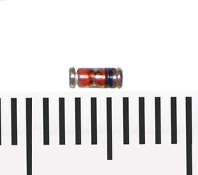 BZV55C15, Стабилитрон 15В, 5%, 0.5Вт, MiniMELF