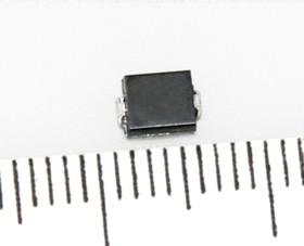Фото 1/2 SMBJ13CA, Защитный диод двунаправленный, 600Вт, 13В, [SMB / DO-214AA]