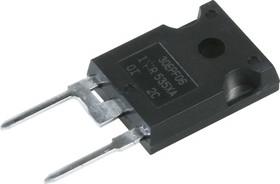 Фото 1/2 VS-30EPF06PBF, Диод, Fast Soft Recovery, 30А, 600В, 60нс [TO-247AC modified (2 pins)]