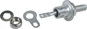 Д815В металл, Стабилитрон кремниевый мощный, 8.2В