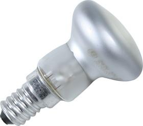 Фото 1/2 NI-R39-30-230-E14-FR (94318), Лампа зеркальная 30Вт, диаметр колбы 39мм