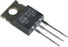 VS-16CTQ080PBF, 2 диода Шоттки 16А 80В [TO-220AB]