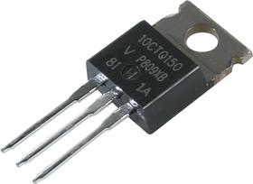 VS-10CTQ150-N3 (VS-10CTQ150PBF), 2 диода Шоттки 10А 150В [TO-220AB]