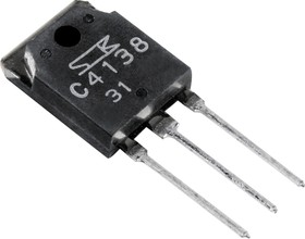 2SC4138, Транзистор NPN 400 В 10 А [TO-3P]
