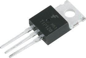 Фото 1/3 TIP120, Транзистор, [TO-220]