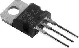 Фото 1/4 STP13NK60Z, Транзистор MOSFET N-CH 600V 13A [TO-220]
