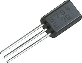 2SB764, Транзистор PNP 50В 1A 0.9Вт [TO-92MOD]