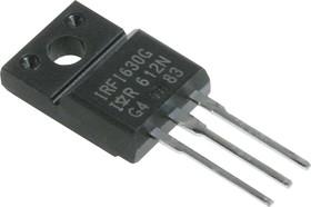 IRFI630G, Транзистор, N-канал 200В 5.9А [TO-220FP]