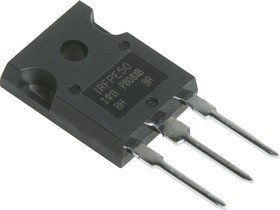 Фото 1/2 IRFPE50PBF, Транзистор, N-канал 800В 7.8А [TO-247AC]