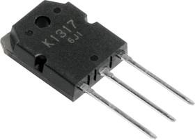 2SK1317 демонтаж, Транзистор, N-канал [TO-3P]